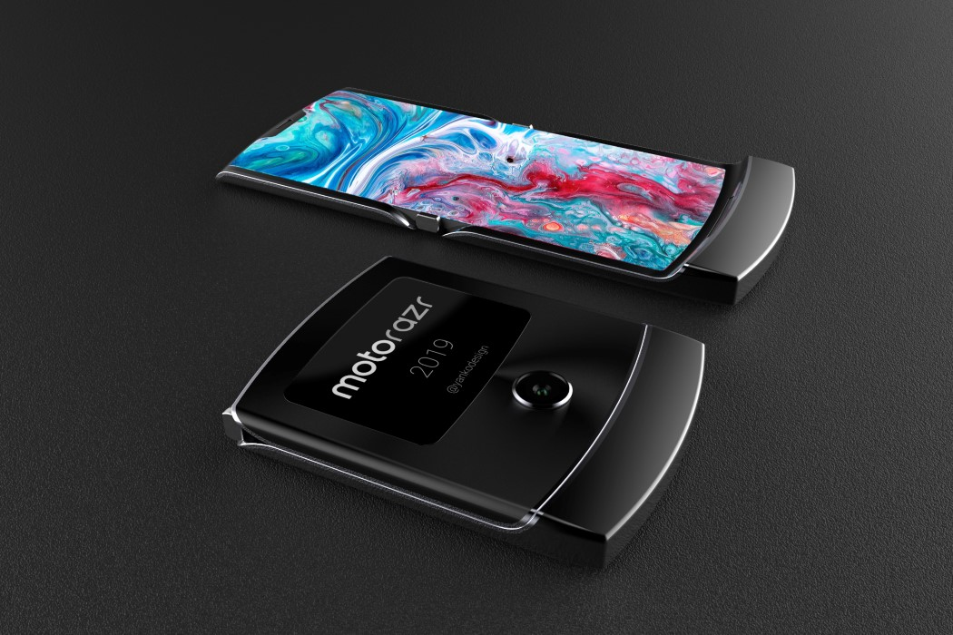 Update on the superb foldable 2019 Motorola Razr