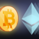 The Battle Between Ethereum And Bitcoin, As BTC Leads The Crypto Race