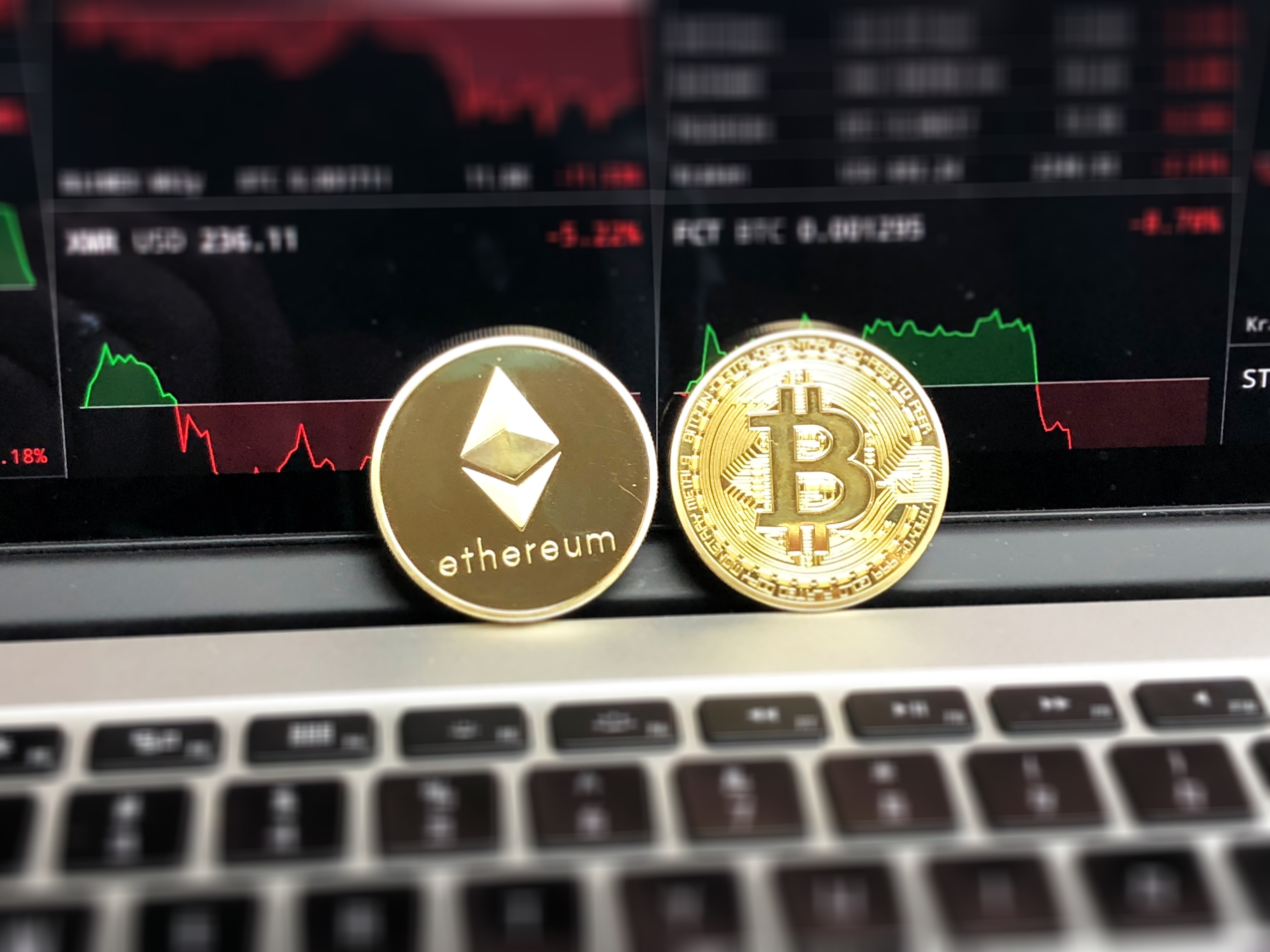 Market Outlook: Can Ethereum Ever Replace Bitcoin?