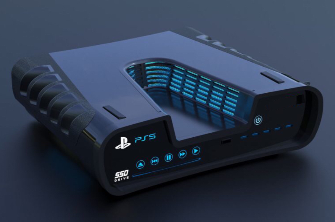 PlayStation V: A Sneak Peek Into the Actual Console Design