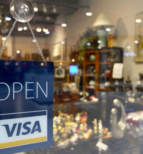 Ethereum's Blockchain will be home to Visa's settlement transaction